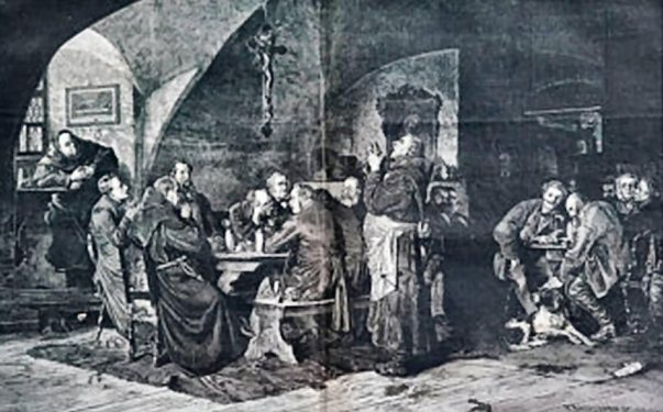 Langley Abbey (Drinking)2