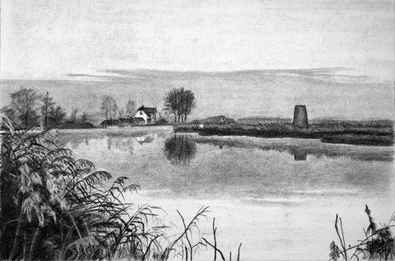 Langley Abbey (River Yare)