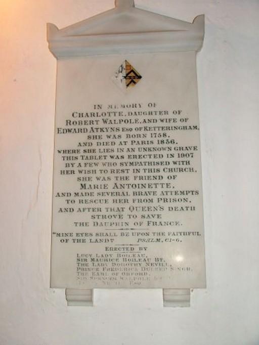Pimpernel (Memorial)