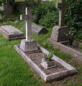 Stiffkey (davidson grave)