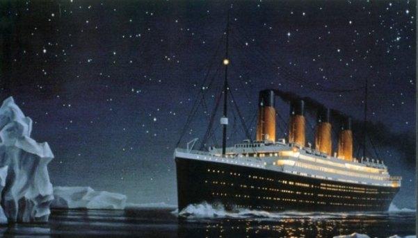 Titanic (Icebergs)1