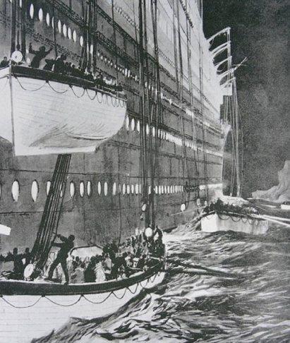 Titanic (Lifeboats)1