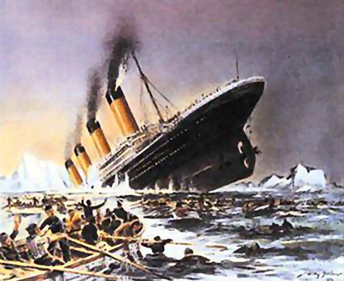 Titanic: A NorwichConnection!