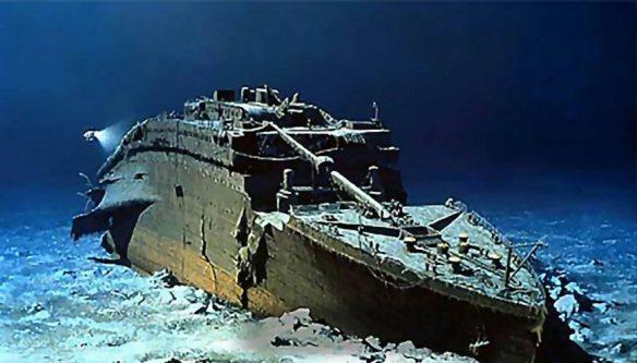 Titanic (wreck-bow)