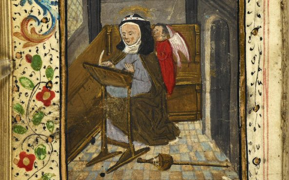 Margery Kempe (Writing) 1