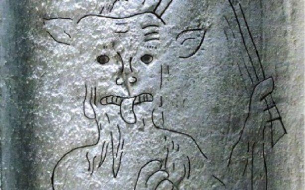 Medieval Graffiti 4