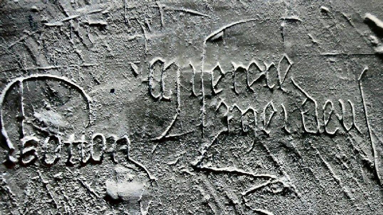 Medieval Graffiti