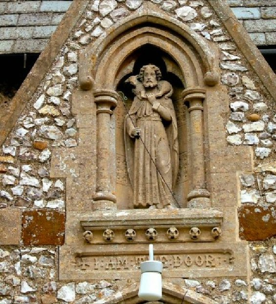 Ringstead (Church Porch)1