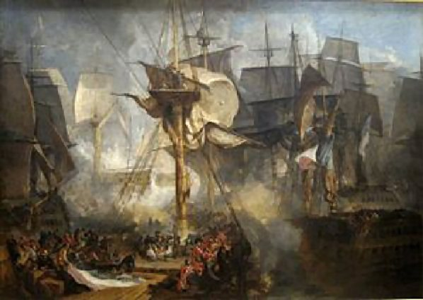 Sharman (Battle_JMW Turner)