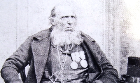 Sharman ( With Medals)