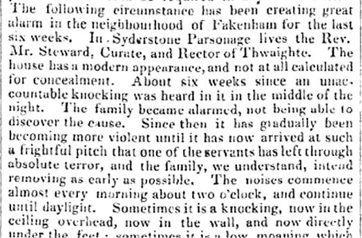Syderstone (Newspaper)