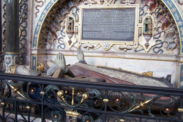 Syderstone (Robert Dudley Tomb)