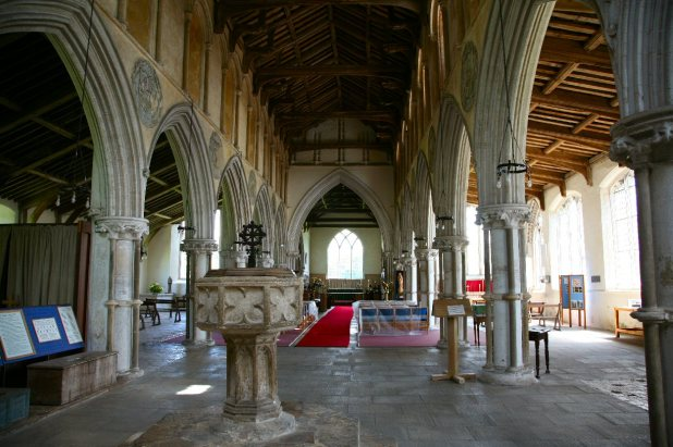West Walton (St Marys - inside)1