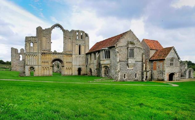 Bromholm Abbey (Castle Acre)1