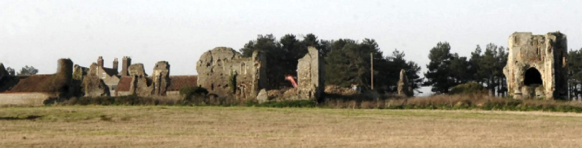 Bromholm Priory – TimeDependant!