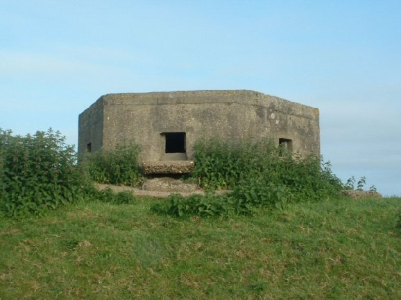 Bromholm Abbey (WW2 Type22 Pillbox)
