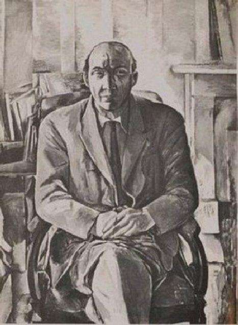 Geo Barker (Portrait)