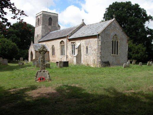 Geo Barker (St Marys)