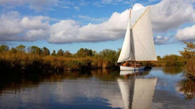 Literary Norfolk (Broads Sailing)