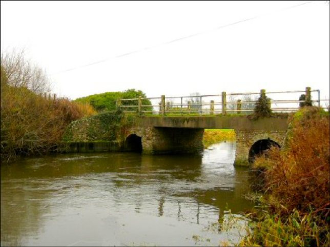 Mayton Bridges (New Bridge)