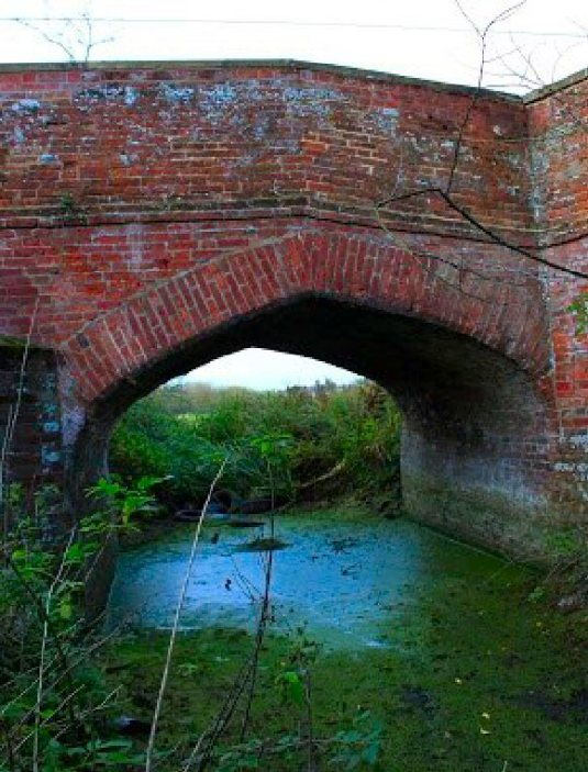 Mayton Bridges (Old Bridge - Arch)