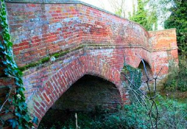 Mayton Bridges (Old Bridge - Two Archs)
