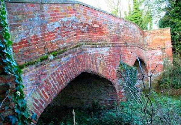 Mayton Bridges (Old Bridge - Two Archs)
