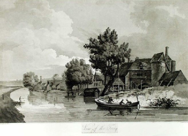 Pulls Ferry (Sindlin's 1800)
