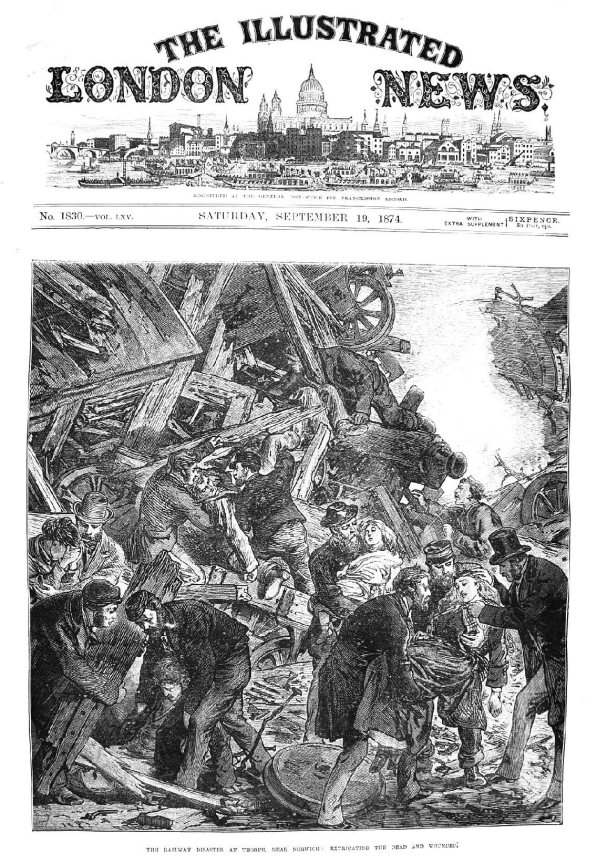 TRD Illustrated London News
