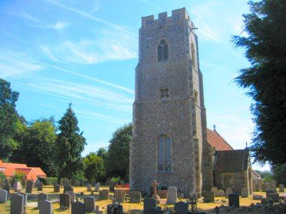 All Saints Church, Horsford 042