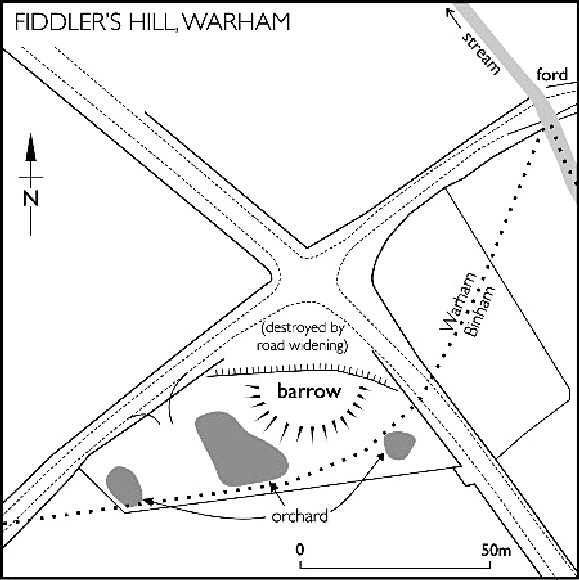 Binham (fiddlers hill plan)