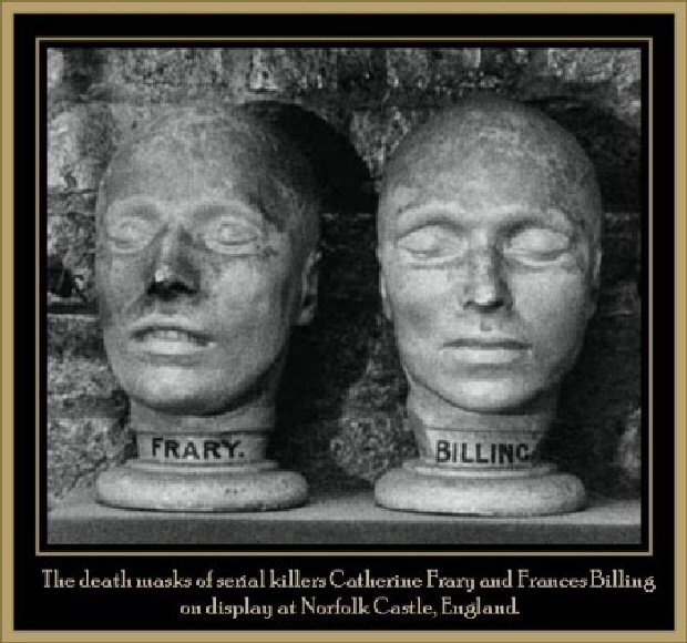 Frarey and Billing (Death Masks)