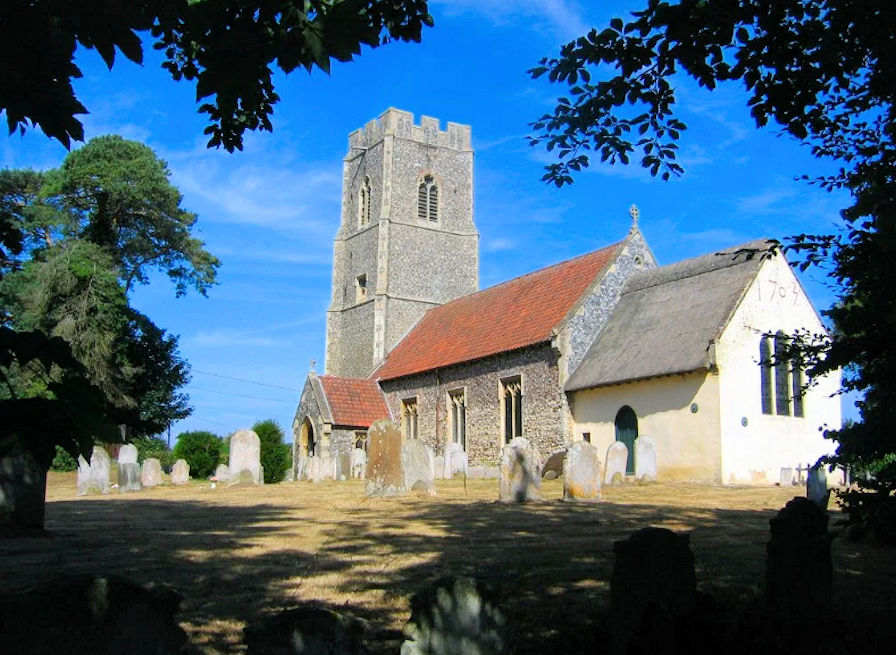 Horsford Church – An Oasis of Calm!