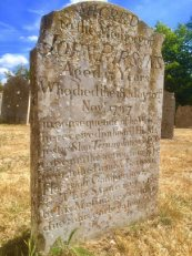 Horsford Hero (Gravestone)1