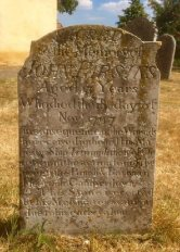 Horsford Hero (Gravestone)4