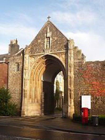 Lollards Pit (Erpingham Gate)