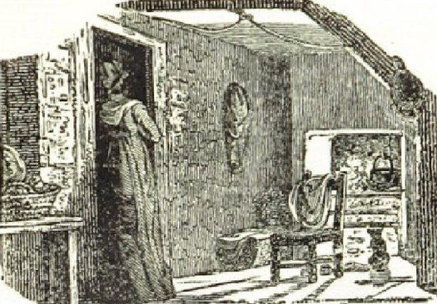 Mary Wright (Sketch)