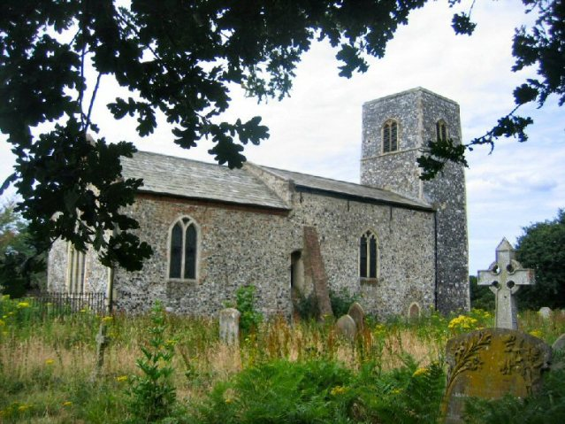 Rackheath Church 009
