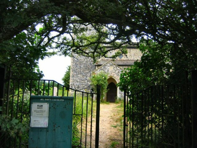 Rackheath Church 084