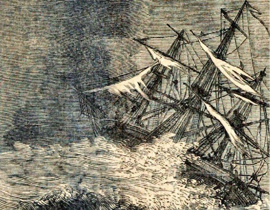 Brancaster 1833 – A SadTale!