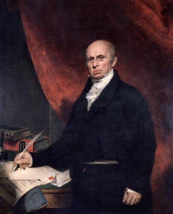 Luke Hansard (Portrait)
