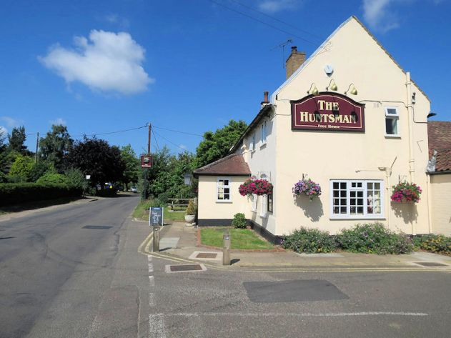 The Huntsman Pub