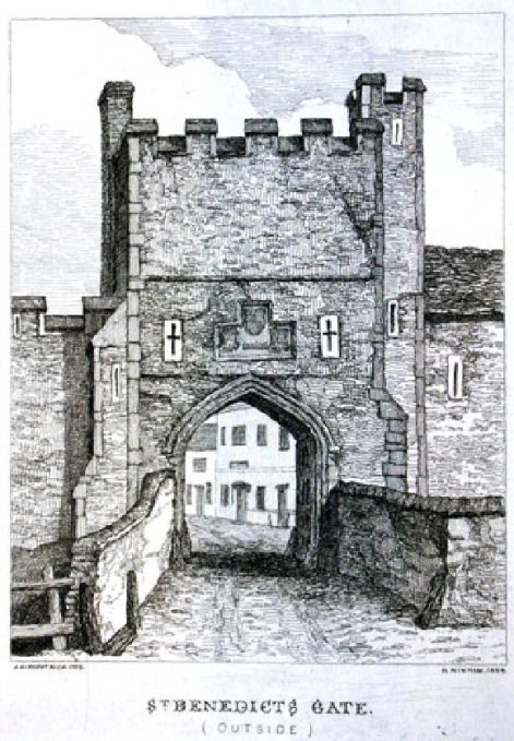 Thos. Tunstall (Benedicts Gate)1
