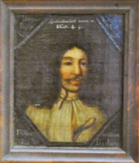 Thos. Tunstall (Portrait)