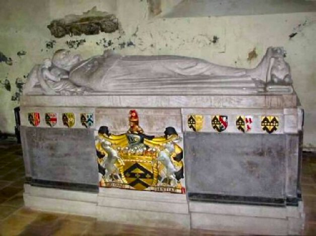 Wolterton Hall (5th Earl Tomb)