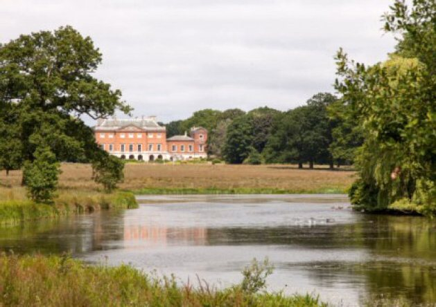 Wolterton Hall (Hall & Lake)