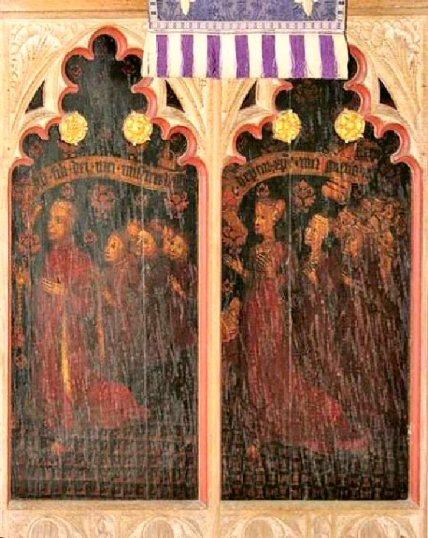 Wolterton Hall (Panels)