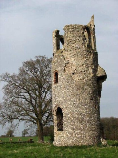 Wolterton Hall (Tower)2