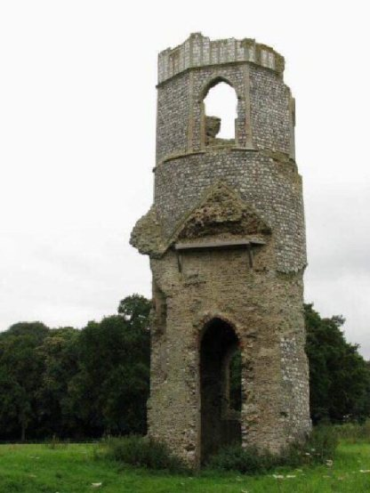 Wolterton Hall (Tower)3