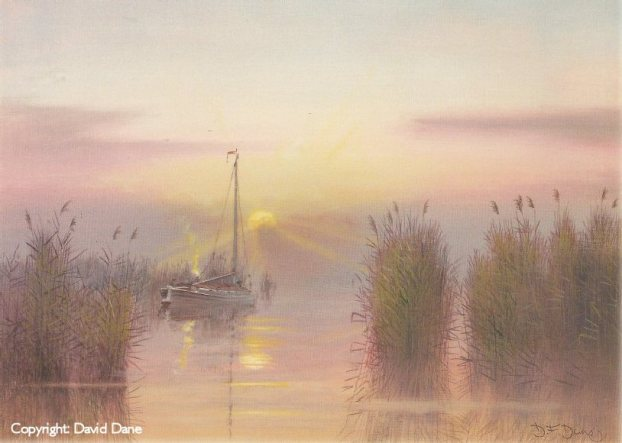 Breydon Water (Daybreak-David Dane)